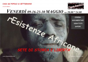 resistenze africane logo