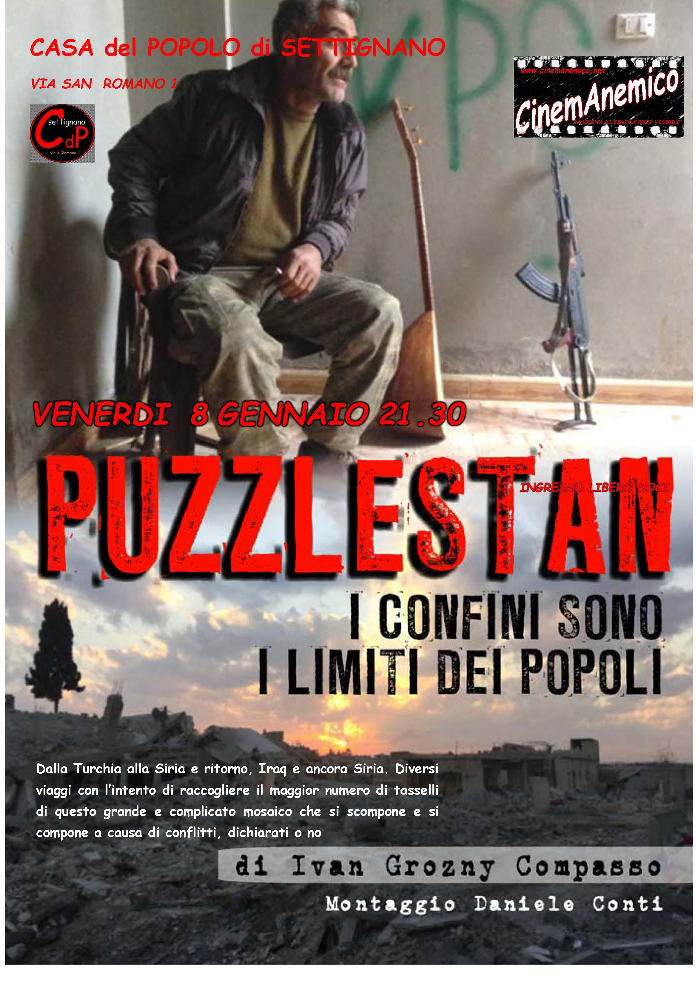 Puzzlestan